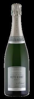 Bouteille de champagne Hotte-Schmit Blanc de blancs