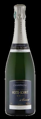 Bouteille de champagne Hotte-Schmit Cuvée des orfèvres